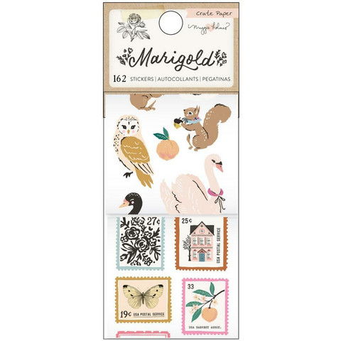 Crate Paper Maggie Holmes Marigold -tarrarullat