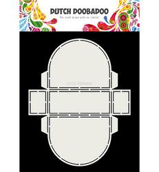 Dutch Doobadoo Cart Art Donut -sapluuna