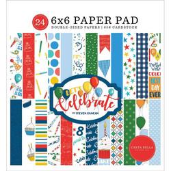 Carta Bella Let's Celebrate -paperipakkaus