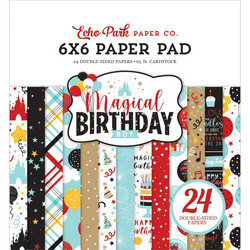 Echo Park Magical Birthday Boy -paperipakkaus