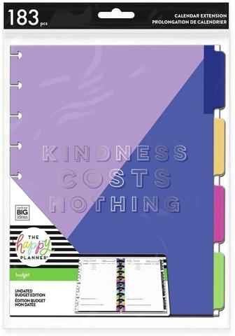 Mambi laajennuspakkaus Kindness Costs Nothing Budget, Classic