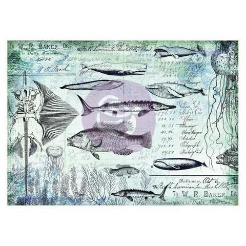 Finnabair Art Daily Tissue -paperi Nautical