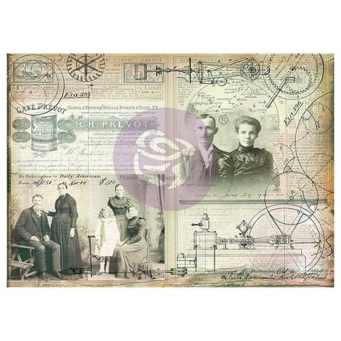 Finnabair Art Daily Tissue -paperi Science Lover