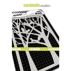 Carabelle Studio Squirrel Trees -sapluuna