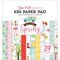 Echo Park Welcome Spring -paperipakkaus