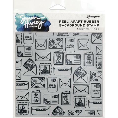 Simon Hurley leimasin Happy Mail