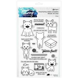 Simon Hurley leimasinsetti Cool Cats