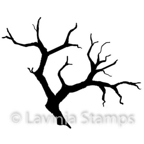 Lavinia Stamps leimasin Mini Branch