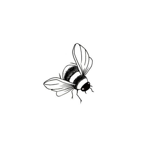 Lavinia Stamps leimasin Mini Bee