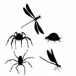 Lavinia Stamps leimasinsetti Bugs