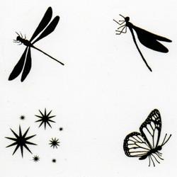 Lavinia Stamps leimasinsetti Fairy Bugs