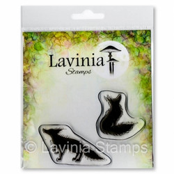 Lavinia Stamps leimasinsetti Fox Set 1