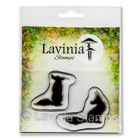 Lavinia Stamps leimasinsetti Fox Set 2