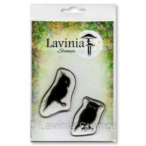 Lavinia Stamps leimasinsetti Echo and Drew