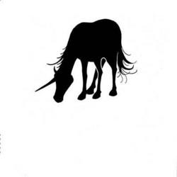 Lavinia Stamps leimasin Unicorn 2