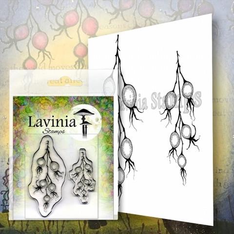Lavinia Stamps leimasin Winter Berries