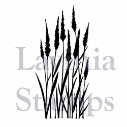 Lavinia Stamps leimasin Meadow Grass