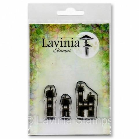 Lavinia Stamps leimasin Small Dwellings