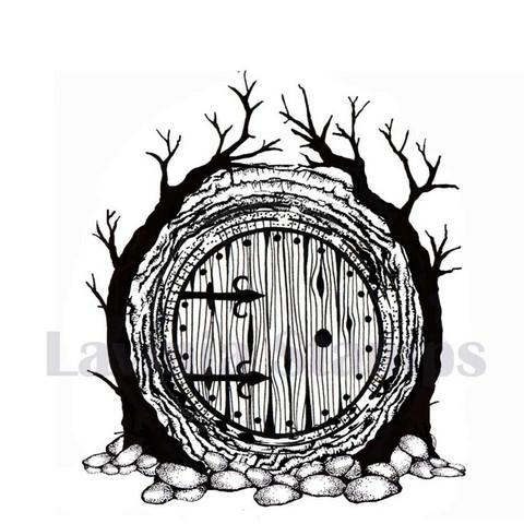 Lavinia Stamps leimasin Hobbit Home
