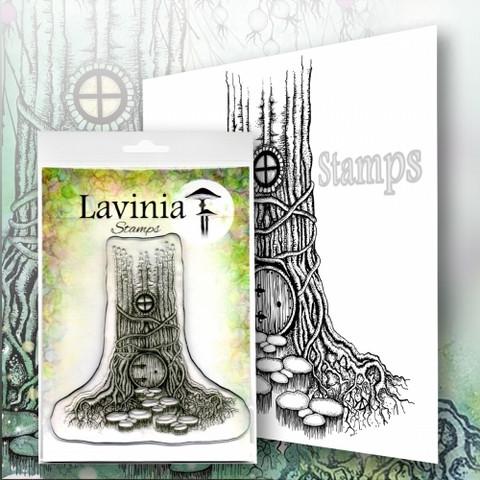 Lavinia Stamps leimasin Druids Inn