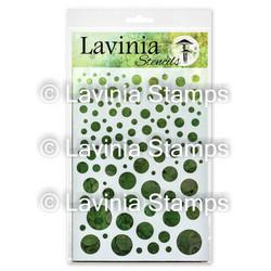Lavinia Stamps sapluuna White Orbs