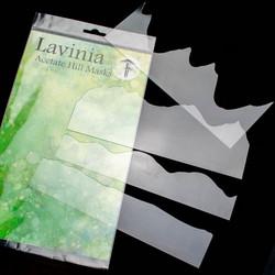 Lavinia Stamps sapluuna Acetate Hill Masks -maskit