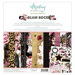 """Mintay paperipakkaus Glam Rock, 12"""" x 12"""""""