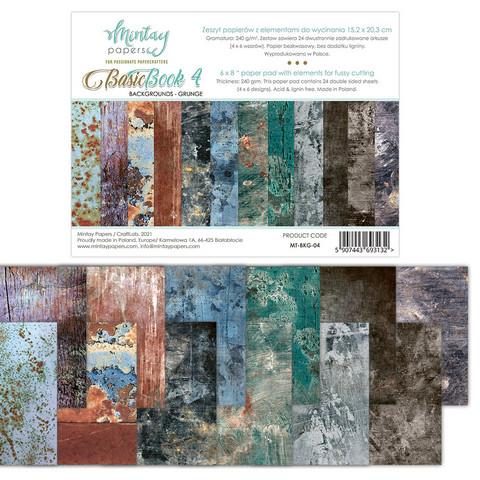 Mintay paperipakkaus Backgrounds, Grunge