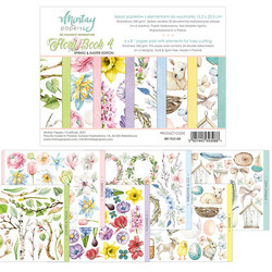 Mintay korttikuvakirja Flora Book 4
