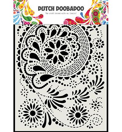 Dutch Doobadoo Paisley -sapluuna