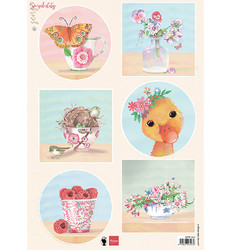Marianne Design korttikuvat Sensibility Duck