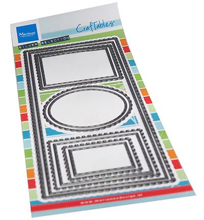 Marianne Design stanssisetti Slim Line Frames