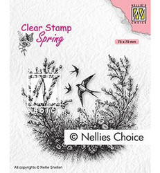 Nellie's Choice leimasin Spring is in the Air