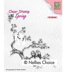 Nellie's Choice leimasin Spring Lovers