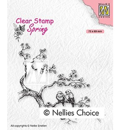 Nellie's Choice leimasin Spring Lovers