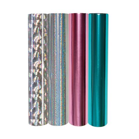Spellbinders Glimmer Hot Foil setti Metallic & Holographic