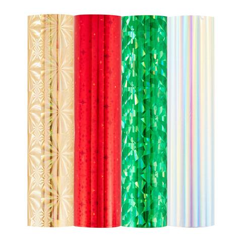 Spellbinders Glimmer Hot Foil setti Shimmering Holiday