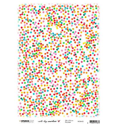 Studio Light riisipaperi Marlene's World 20