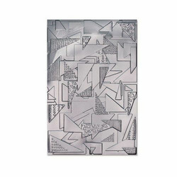 Sizzix 3-D Textured Impressions kohokuviointikansio Doodle Triangles