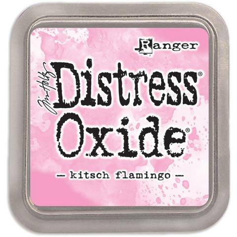 Distress Oxide -mustetyyny, sävy Kitsch Flamingo