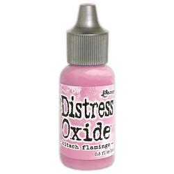 Distress Oxide täyttöpullo, sävy Kitsch Flamingo