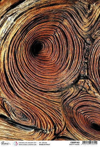 Ciao Bella riisipaperi Knotty Wood