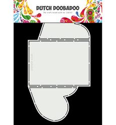 Dutch Doobadoo Cart Art Hearts -sapluuna
