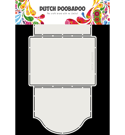 Dutch Doobadoo Cart Art Miranda -sapluuna