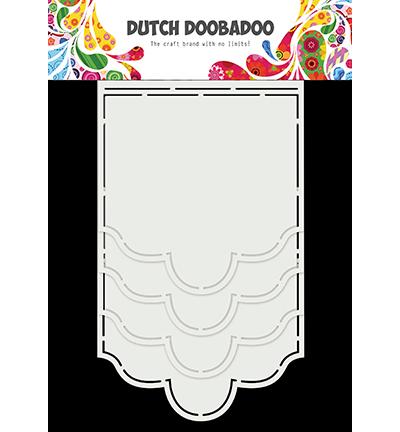 Dutch Doobadoo Cart Art Flipalbum -sapluuna