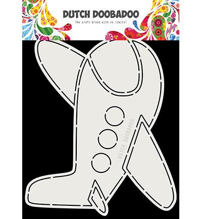 Dutch Doobadoo Airplane -sapluuna