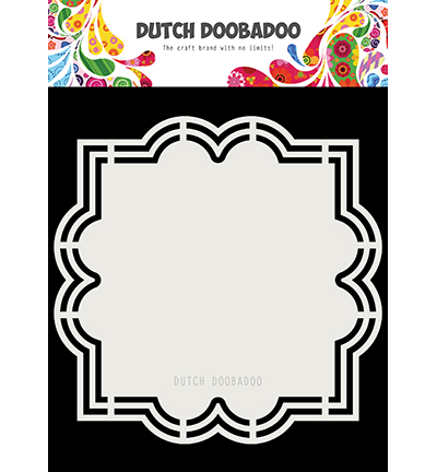 Dutch Doobadoo Shape Art Olivia -sapluuna
