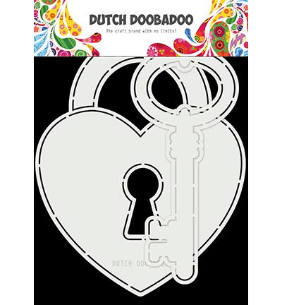 Dutch Doobadoo Key To My Heart -sapluuna