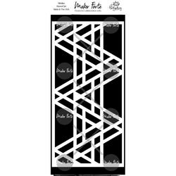 Maker Forte sapluuna Triangle Tracks Slimline