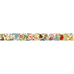 Memory Place washi -teippi Floral Tapestry